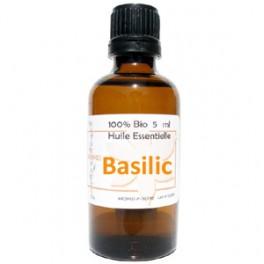 Basilic Huile Essentielle Bio